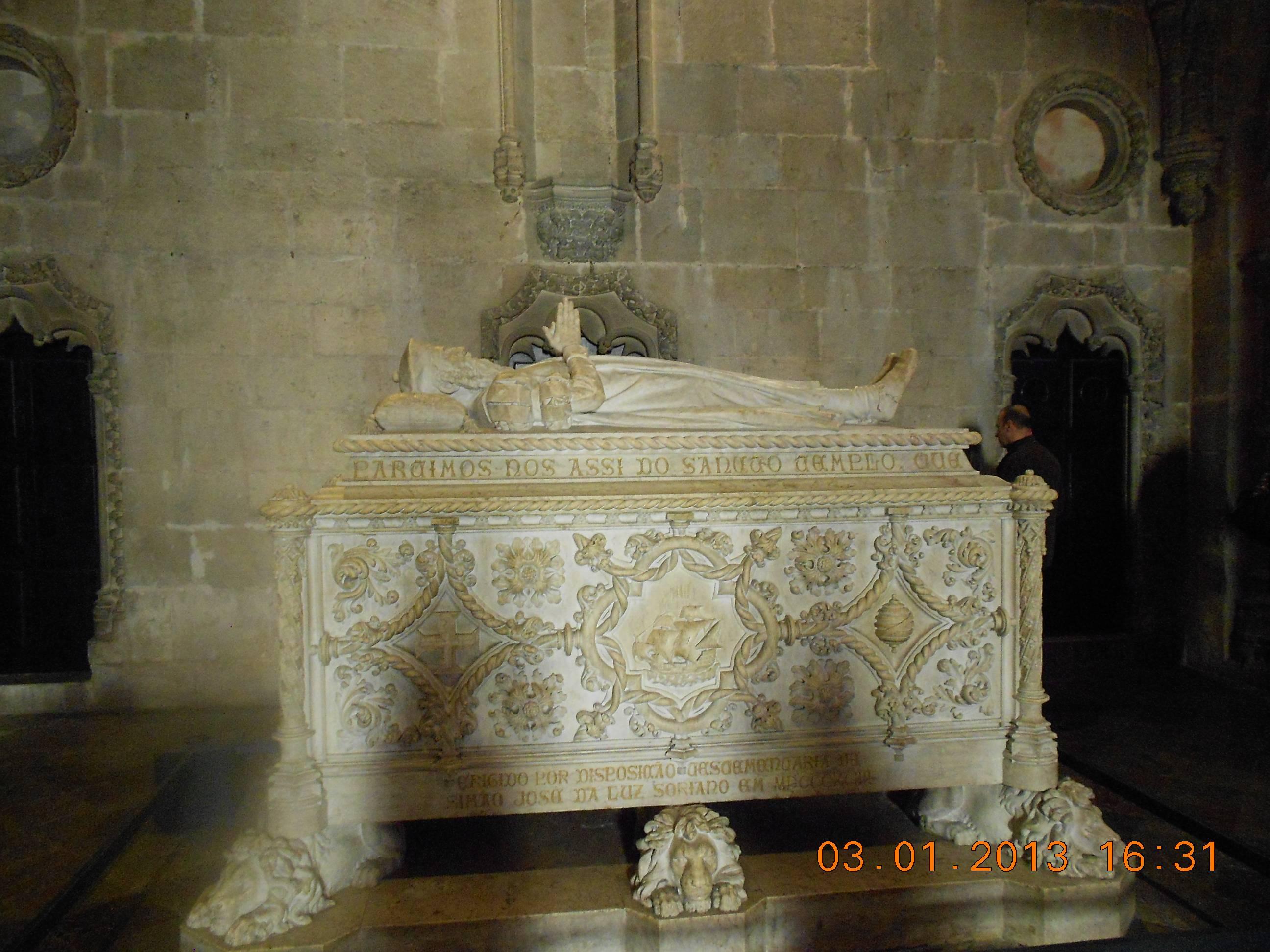 Захоронение Васко да Гама