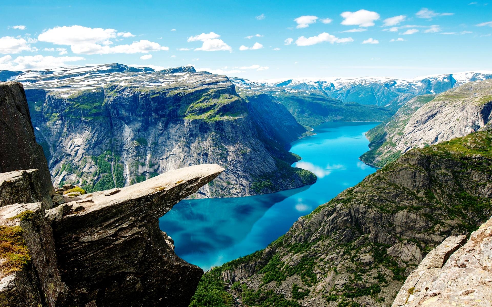 Билеты в Норвегию
