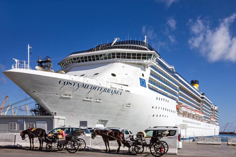 cruise-liner-costa-mediterranea-sea