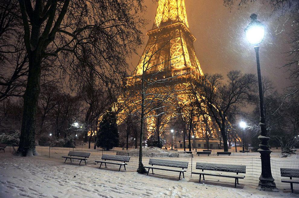 Отметить Новый Год в Париже? Никаких проблем!