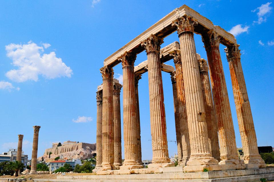 Какие достопримечательности в Афинах обязательно следует посетить