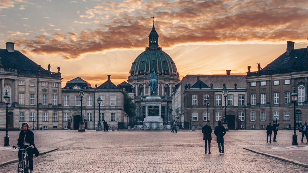Что можно посмотреть в Копенгагене: перечень главных достопримечательностей