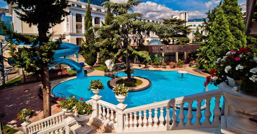 Лучшие отели Крыма для отдыха: где стоит остановиться