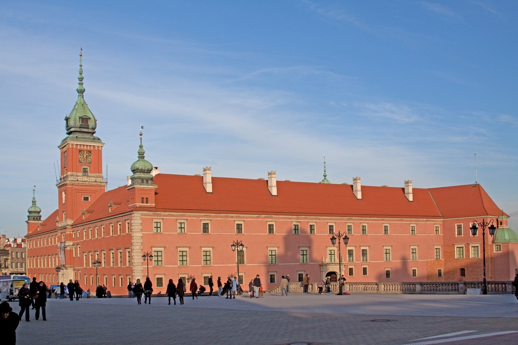 Главные достопримечательности Варшавы: на что обратить внимание