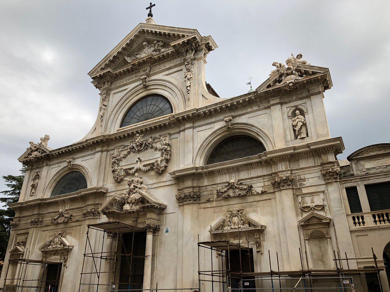 кафедральный собор савона