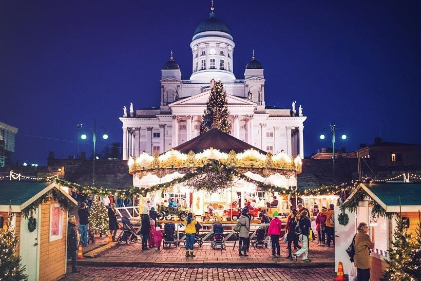Главные достопримечательности Хельсинки: на что стоит обратить внимание