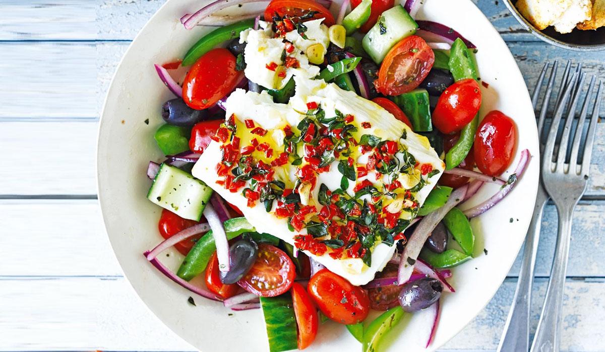 Еда греции