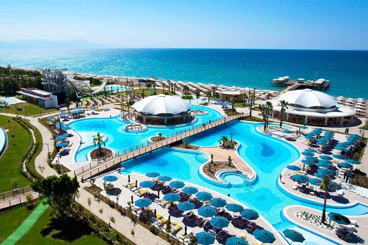 турция отель