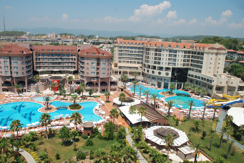 Туры в Турцию в июне из разных городов