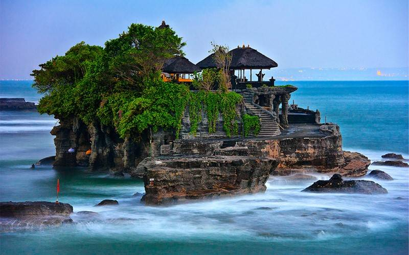 ТОП 10 мест Бали