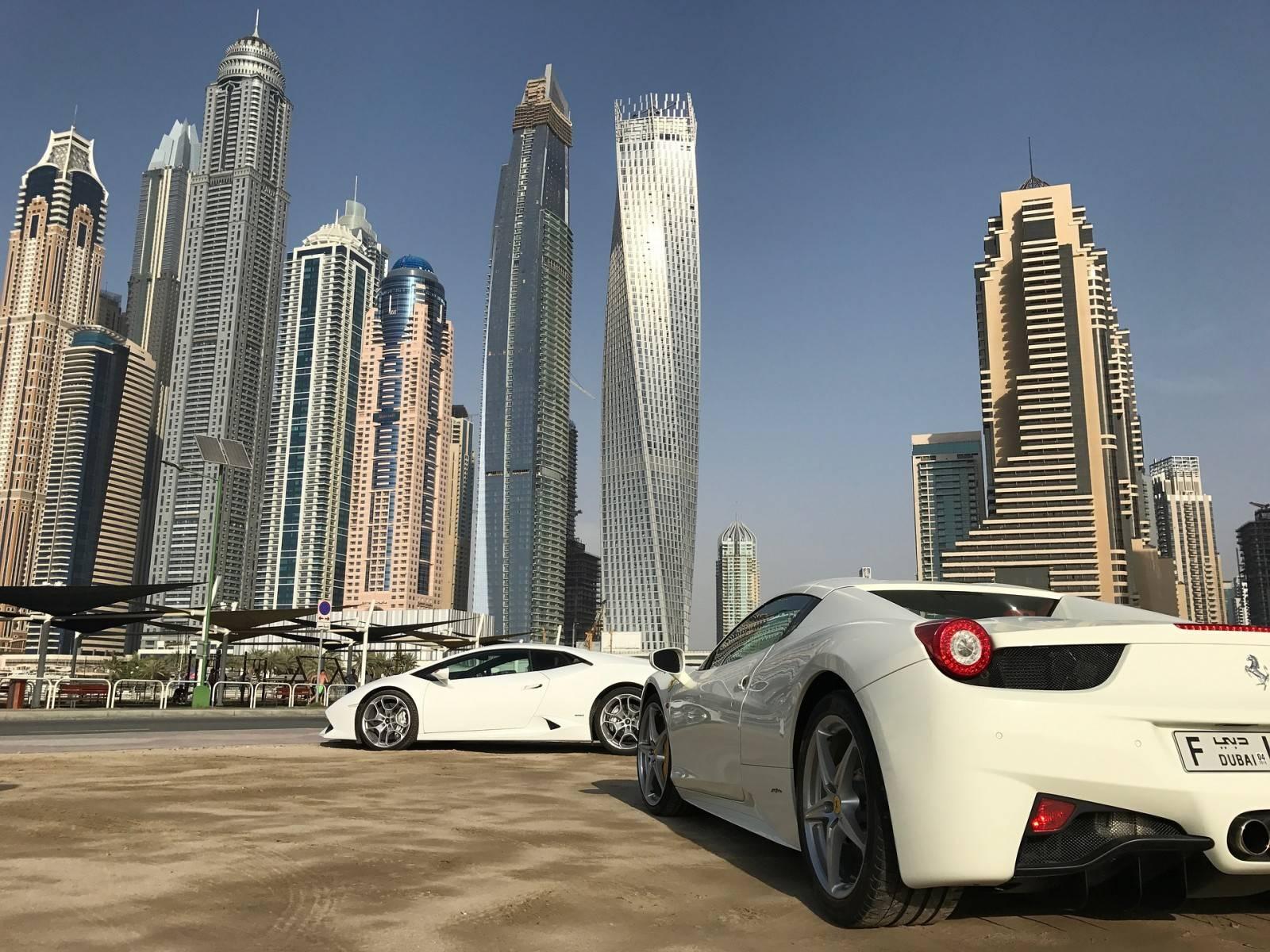 авто в Дубае